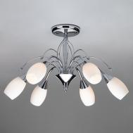 22080/6 / потолочный светильник /   хром