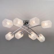 30125/8 / потолочный светильник /   хром