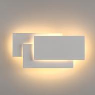 MRL LED 12W 1012 IP20 / Светильник настенный светодиодный Inside LED белый матовый