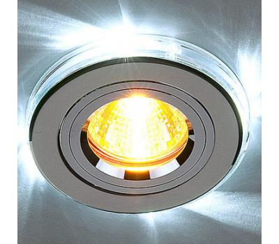 Софит 2020/LED/хр/бел MR16 50w