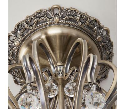 12505/8 / потолочный светильник /   античная бронза Strotskis